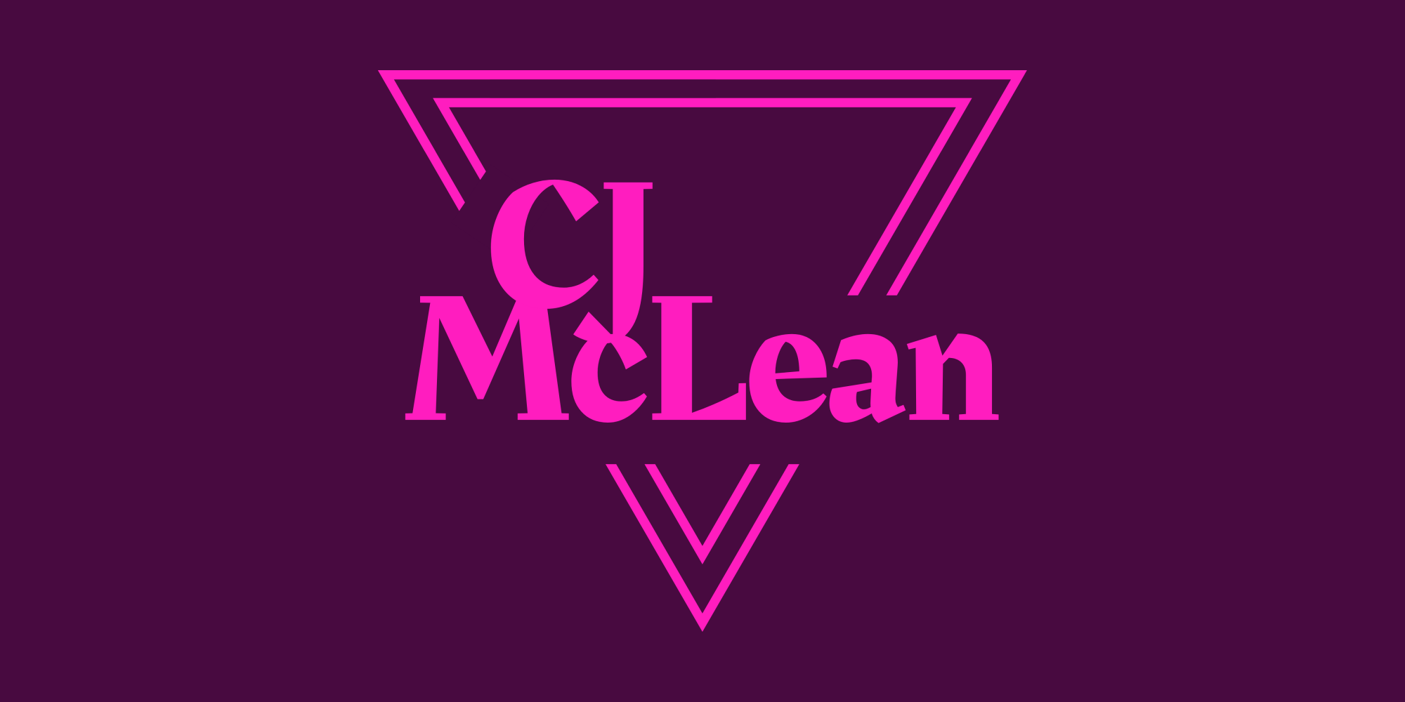 CJ McLean – Website